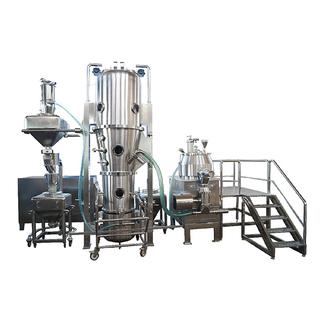 ZHG固体制剂造粒干燥系统