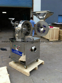 Fl Series Air Cooled Pharmaceutical Pulverizers Speed Rotating Crushers