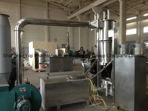 Laboratory Small Scaled Fluid Bed Drying Granulator