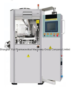 Gzpt-26 High-Speed Rotary Tablet Press Machine with Precompression Function