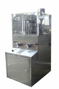 Mini Rotary Tablet Press Machine for Laboratory (ZP-7)