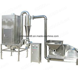 Wf Series Gypsum Dust Absorption Grinder & Grinding Machine