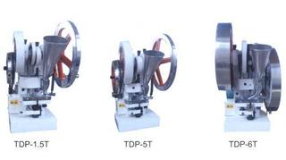 单冲压片机(TDP系列)