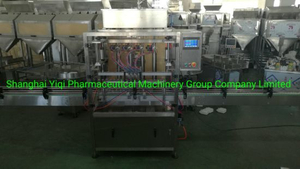 Automatic Peanut Butter Packaging Machine Jar Filling Machine