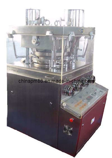 Pharmaceutical Machinery Rotary Tablet Press Machine (ZP-37D, 41D)