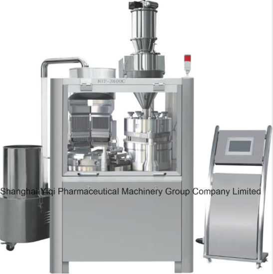 High Precision Powder/Granule/Pellet Automatic Capsule Filling Machine (NJP-2000C)