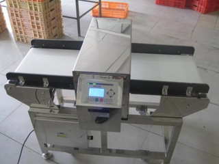 Intelligent Conveyor Belt Metal Detector