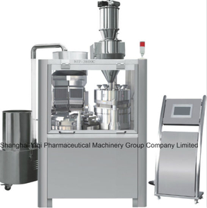 GMP ISO Ce Certified High Quality China Capsule Filling Machine (NJP-3800C)