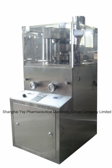 Small Rotary Tablet Press Machine (ZP-5, 7, 9 Series)