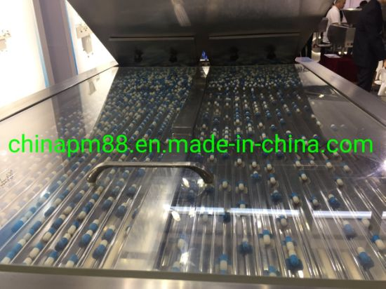 Automatic Pill Counter Packing Machine Wide Channels