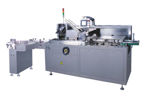 Automatic Pharmaceutical Packaging Cartoning Machine (ZH-100)