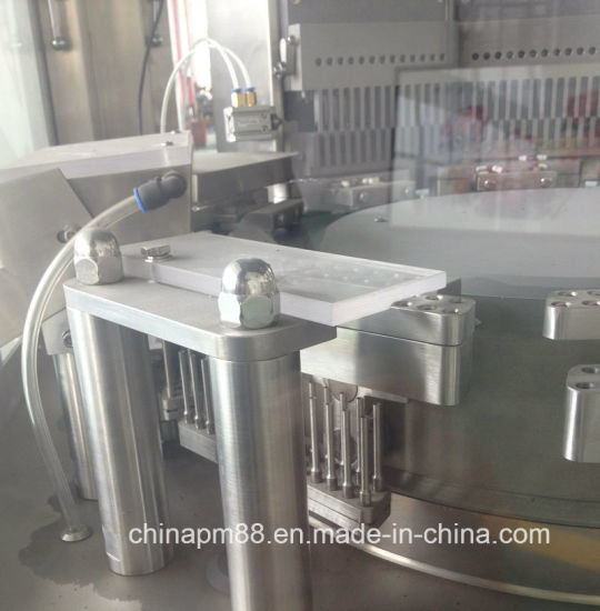 Ce Approved Fully Automatic Encapsulation Machine & Capsule Filler Machine (NJP-3500)
