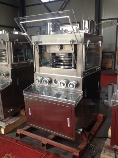 CE Certified Pharmaceutical Rotary Tablet Press Machine
