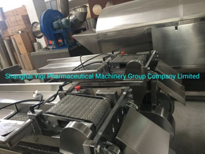 High Quality Automatic Herb Cutting Machine for Pharmaceutical Cosmetics Industry