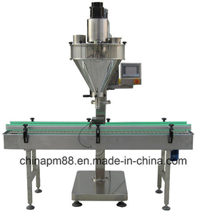 Automatic Powder Packaging Machine & Dispenser