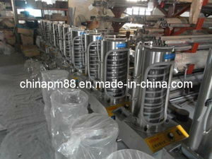 Upright Type Automatic Tablet Depowdering Machine