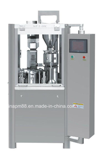 Small Scaled Mini Automatic Capsule Filler Pharmaceutical Machine (NJP400)