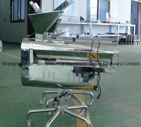 Ce Approved Automatic Pharmaceutical Capsule Polisher & Sorting Polishing Machine